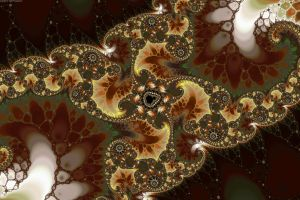 Chained Mandelbrot 1 by element90