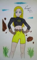 Terra 2013 Coloured by F-Stormer-3000