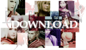 Final Fantasy Type-0 icon pack by Ekumimi