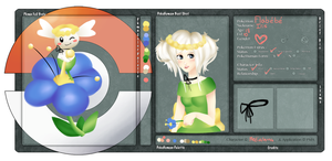 Pokemon-Amie App: Iris by Mediarama