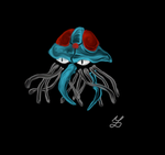 tentacruel ps by Missa91
