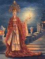 Turandot by  Kularien by DigitalArtNetwork