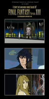 FFvsXIII: Cellphone by stevemacqwark