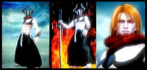Ichigo Vasto Lorde created in soul calibur 5 by PlAbOnDRAGON