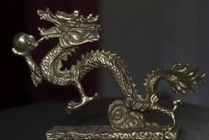 Chinese dragon by An-Drake