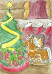 Toys of Christmas Morning by CobaltWolfSirius