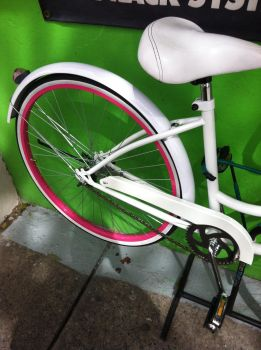 bicycle by duck-jhona