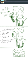 Ask me character - Bats by Feline-gamer