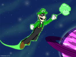 The Weegee Lantern by Cokomon