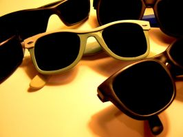 Sunglasses by OR7ON