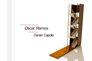 ORR designs:stairs2 by Monoxidepr