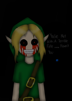 BEN Drowned by Amyhip