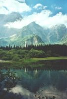 The-Alps by Zoeira
