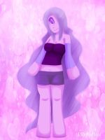 .:Violet - selling character :. by ASinglePetal