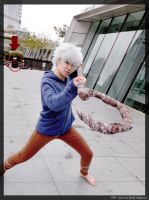 -Photobombing- (Jack Frost + Bunny?) by KT-ExReplica