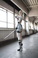 Nier Kaine by 0kasane0