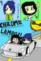 THE MANLIEST ANIMU CAR EVAR by YamiNetto