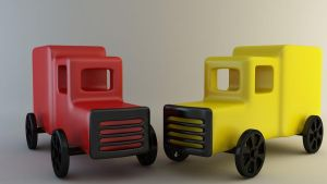 Toy Cars by John-Boyer