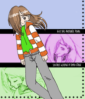 Rival Trainer Shannon - WIP by Juuchan17