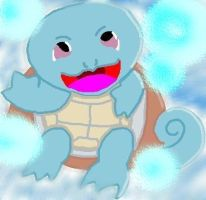 Raine - Bubbly Squirtle by tenko72