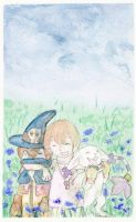 These are my Friends by KumorihiTsuki