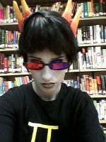 Sollux Cosplay 1 by Jagoria