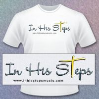 In His Steps TShirt by RaceyGraphics