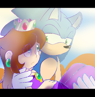Gift: SonicxKincello by raygirl12