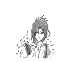 Sasuke :D by goldvicblest