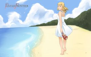 Summer Elvina wallpaper by lostonezero