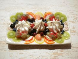Miniature Fruit Salad by vesssper