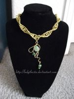 Chain and Pendant by ladythesta