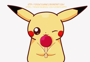 Mi Pikachu Kawaii. by Crooksshanks