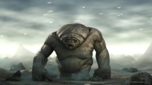 Criatura by Xilfe