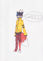 Greed (new design) by JuiceWolf96
