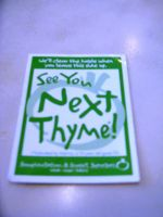 See You Next Thyme by BigMac1212
