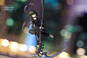 Black Rock Shooter Dead Master by RaynFudge