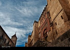 Mosque of Cordoba by MonLerma