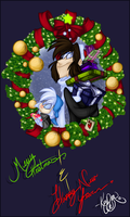 Merry Xmas- Happy New Year by cloudbabykc