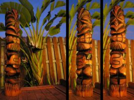 Cypress Tiki 01 by tflounder