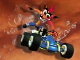 Crash Bandicoot 10 by BrandiSwick227
