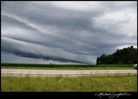 Super Stacked Shelf Cloud by StormLoverGirl93