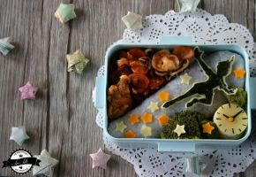 Bento Peter Pan by RiYuPai