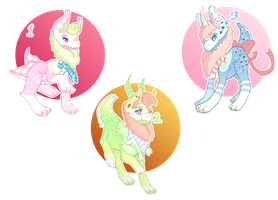 Kiblings Auction by LittleCakeCrumbs