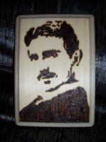 Nikola Tesla by TheInkVillain