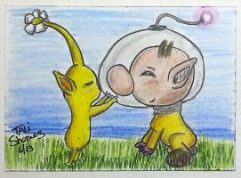 Captain Olimar by TaliShemes