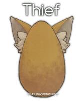 Egg adoptable: Thief. ::closed:: by ceure