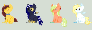 1-10 theeme adopts CLOSED X3 by REDandYELLOWZ