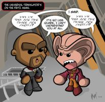 Lil Formers - DS9 by MattMoylan