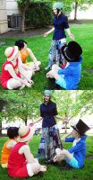 Makino's Storytime: Outdoor by staccato